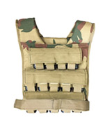 Perform Better Camo Weight Vest